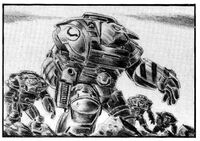 Mk 2 Termi Armour