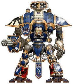 Knight Warden Fury of Voltoris