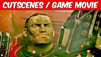 Warhammer 40k Dawn Of War 3 All Cutscenes Game Movie - Porfirios Guarding This Channel