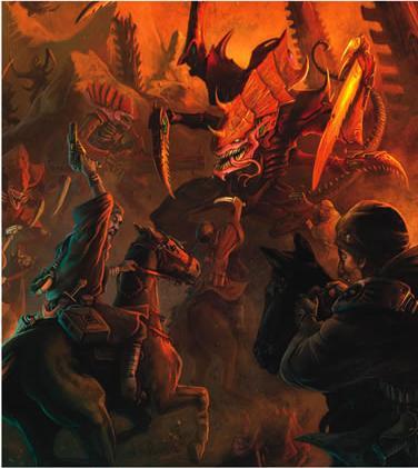 File:Rough Riders Fighting against tiranids.jpg