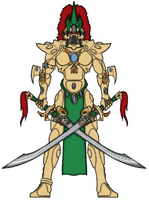 Shrieking Blade Exarch