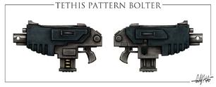 Tethis-Pattern Bolter design wiki