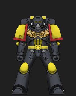 Iron Sentinels 3rd Company