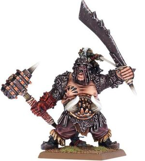 Tyrant Ogre Kingdoms 6th Edition Miniature 2
