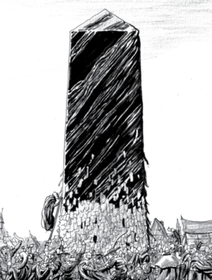 Warhammer Talabheim Obelisk of Law