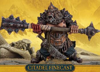 Tyrant Ogre Kingdoms 6th Edition Miniature
