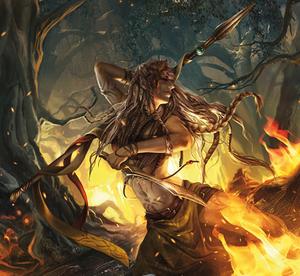 Wood Elf Shadowdancer