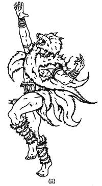 Warhammer Teutogen Priest