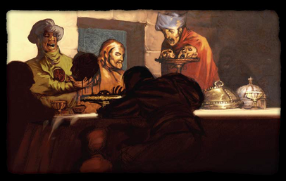 A Grim Feast