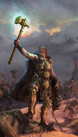 Sigmar Heldenhammer