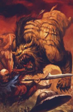Warhammer Sabretusk