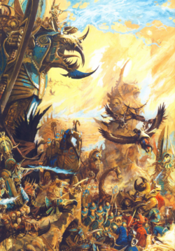 Warhammer Tomb Kings Wallpaper