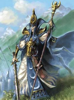 Warhammer High Elf Loremaster