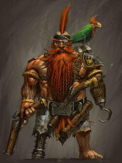 Dwarf LongDrong2