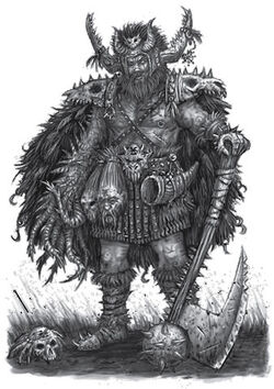 Norscan Warleader