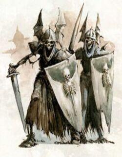 Wights of Stonewrath Tarn