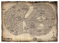 Mordheim Empire city map