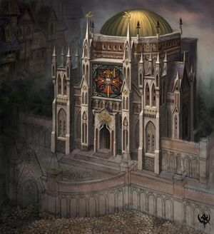 Great Temple of Sigmar