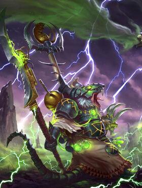 Warhammer Ikit Claw