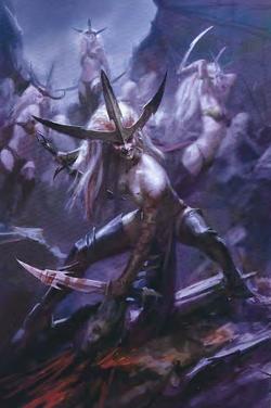 Warhammer Witch Elves