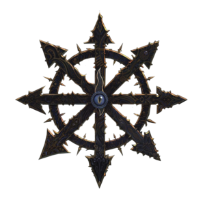 Warhammer Chaos Symbols