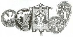 Royal Standard of Ariel