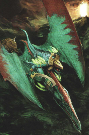 Warhammer Lizardmen Tikqa'to
