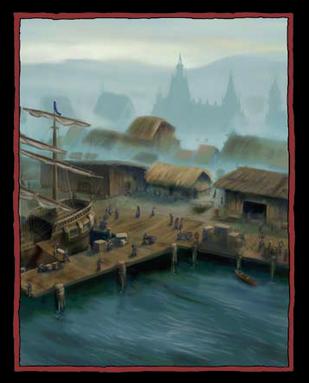 Bogenhafen
