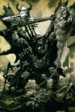 Orc Shamans 8th Edition