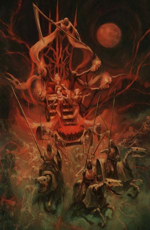 Warhammer Vampire Counts Coven Throne