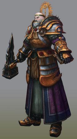 Warhammer Arch Lector