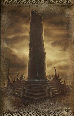 Warhammer Chaos Wastes by Lanefenu