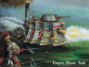 Art-красивые-картинки-Warhammer-Fantasy-empire-steam-tank-785843