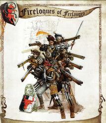Fireloques