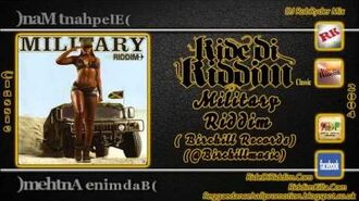 Military Riddim Mix 2004 Dancehall Birchill Records
