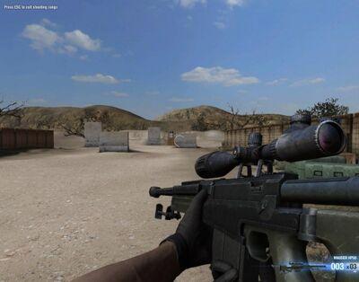 Reload aw50f war inc