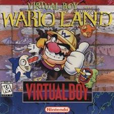 Wario Land Virtual Boy