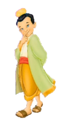 The King and I 1999 - The Royal Children - Prince Ratsumi
