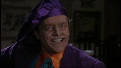 Burton Joker in his disguise