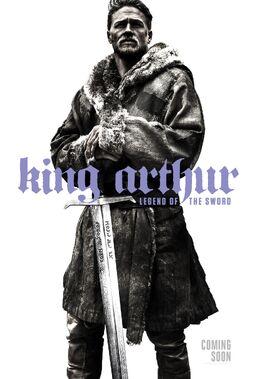 King Arthur - Legend of the Sword teaser poster