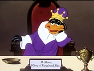King Arthur Daffy