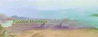 Bloodlust Mountains
