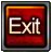 Battle exit icon