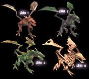 Raptros skins