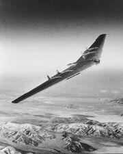A bomb plane
