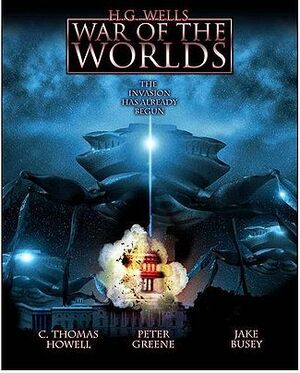 HG Wells' War of the Worlds 2005 V