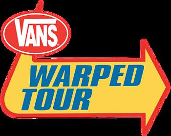 Vans Warped Tour Logo