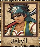 Jekyll Brute Poster