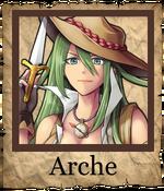 Arche Corsair Poster