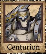 Centurion Defender Poster